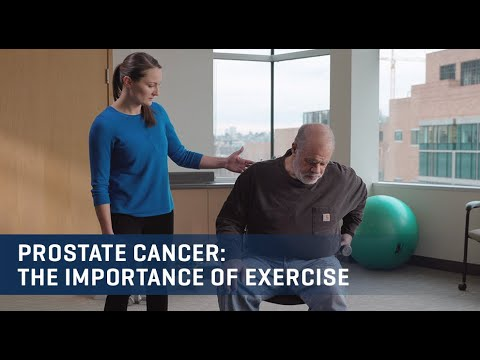 Embedded thumbnail for Beyond Prostate Cancer—The Importance of Exercise
