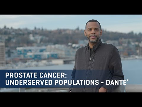 Embedded thumbnail for Beyond Prostate Cancer—Underserved Populations
